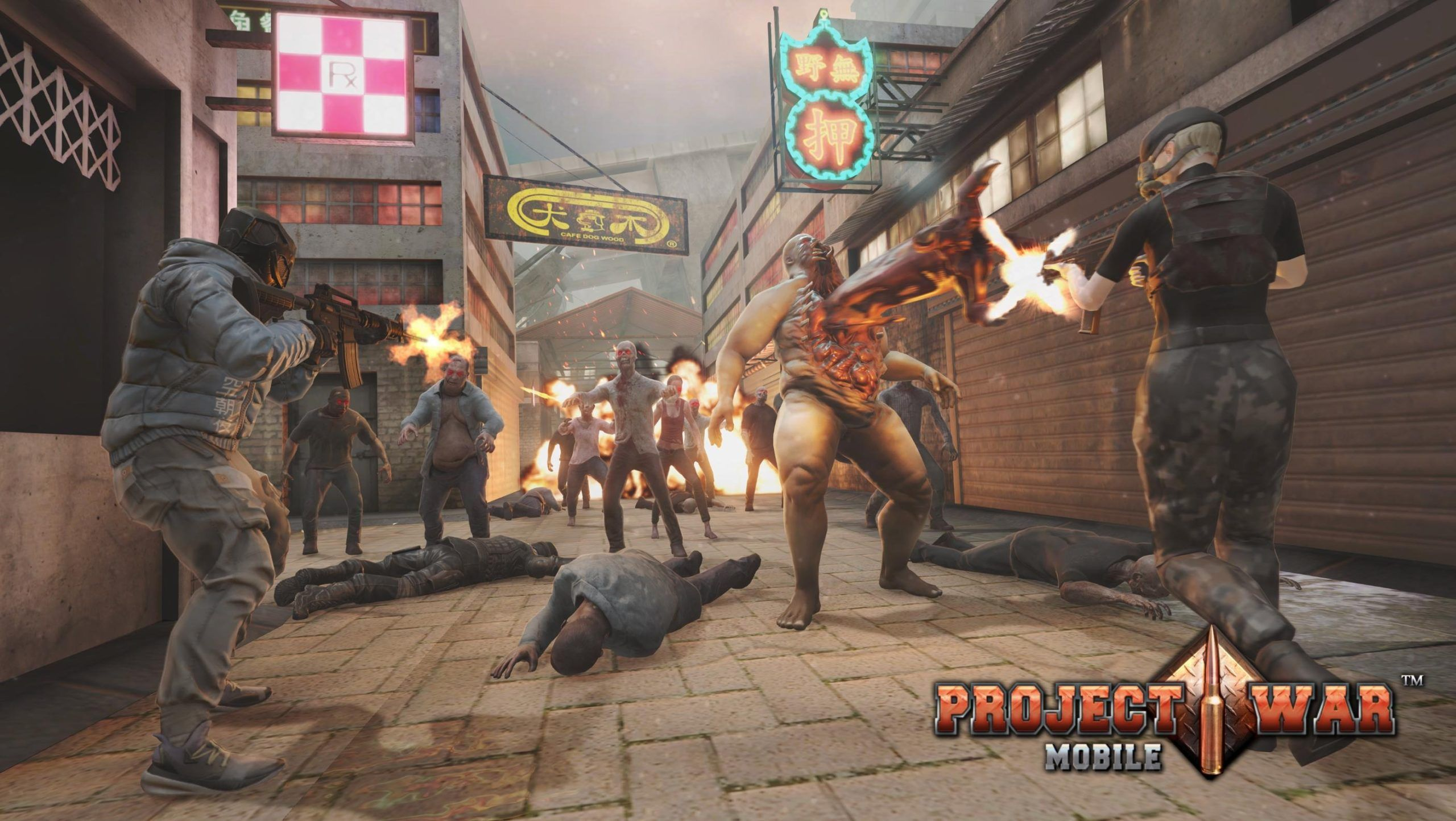 Project War Mobile in 2020 Third person shooter, War
