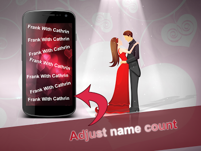 My Love Name Live Wallpaper | My name wallpaper, Live ...