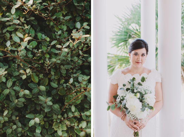 caitlin + matt | ocean isle, nc wedding