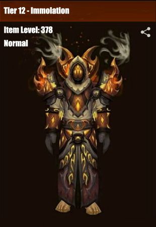 Pin by Chaos Work on Warcraft Armors | Armor, Paladin, Tiered