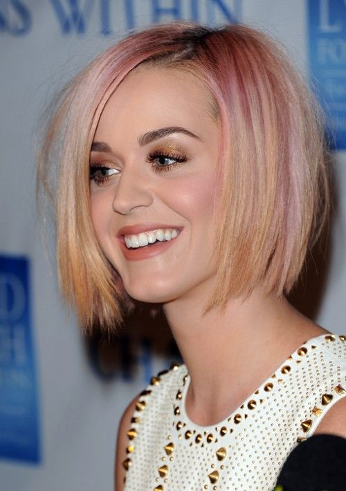 Katy Perry Katy Perry Pinterest Bob Frisur Frisuren And