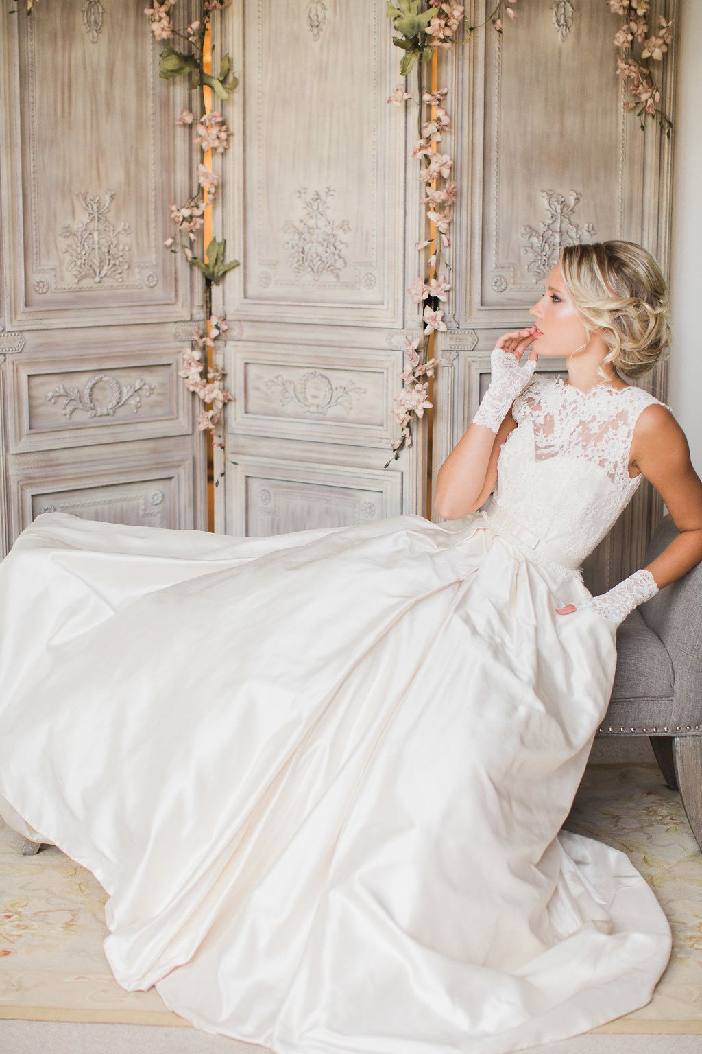 Joyce Young Design Studio - Offering collections of elegant wedding dresses designed in luxurious fabrics for discerning brides and most budgets. Bridebook.co.uk love their graceful designs.