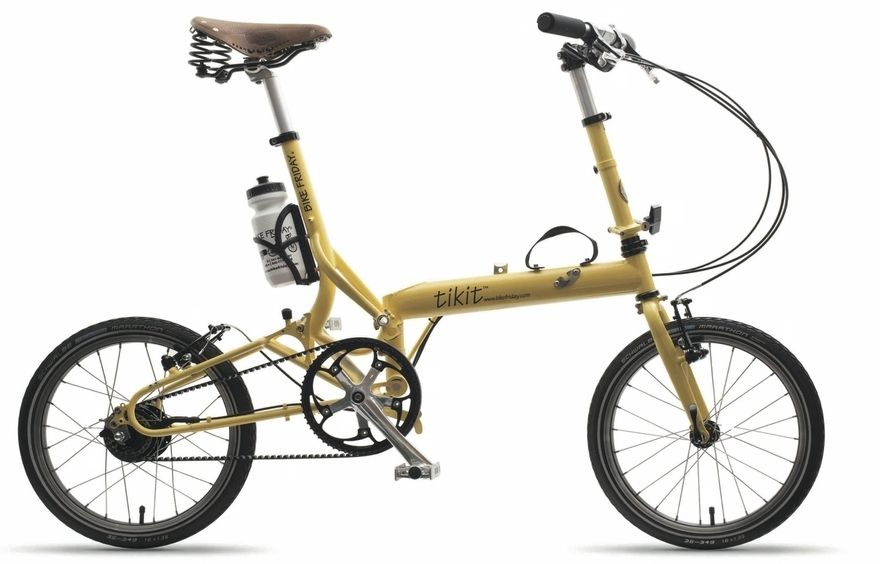 31 8 Lbs Electric Folding Bike From Bike Friday With Images