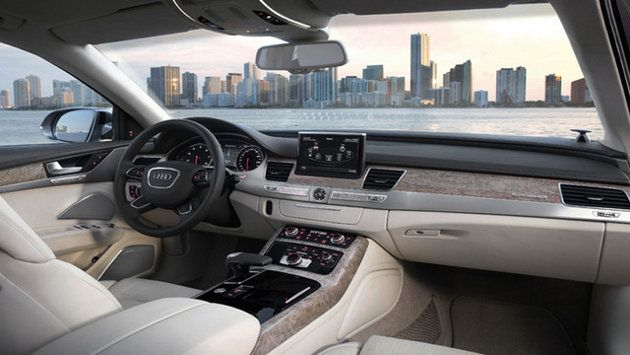 10 Most Ridiculously Priced Factory Car Options Audi A8 Audi Sports Car Audi Sedan