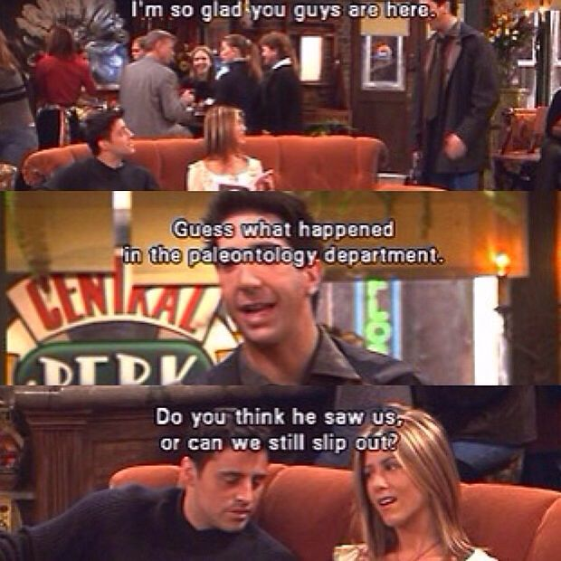Phoebe and joey quotes