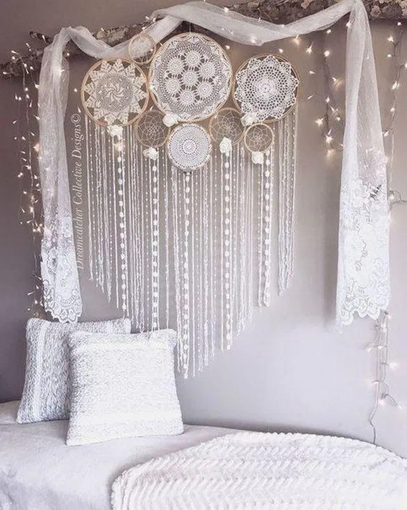 15 Very Beautiful And Comfortable Bedroom Decor Ideas 11 Lace