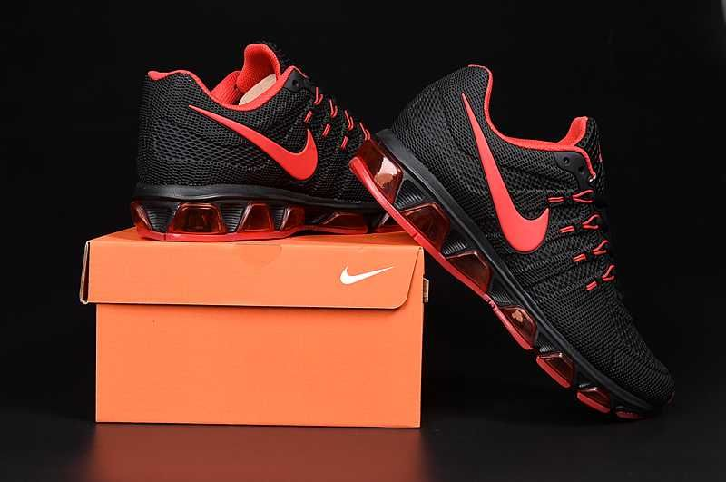 new concept cc685 8447c ... new style nike air max tailwind 8 men running black red 2017 14ef0 dc976