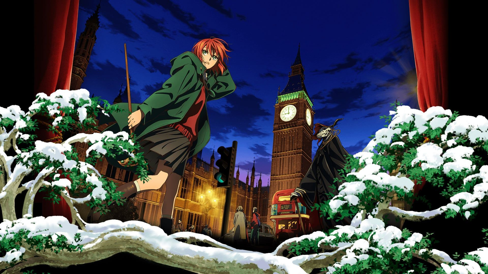 Mahoutsukai no Yome Batch Subtitle Indonesia https//www