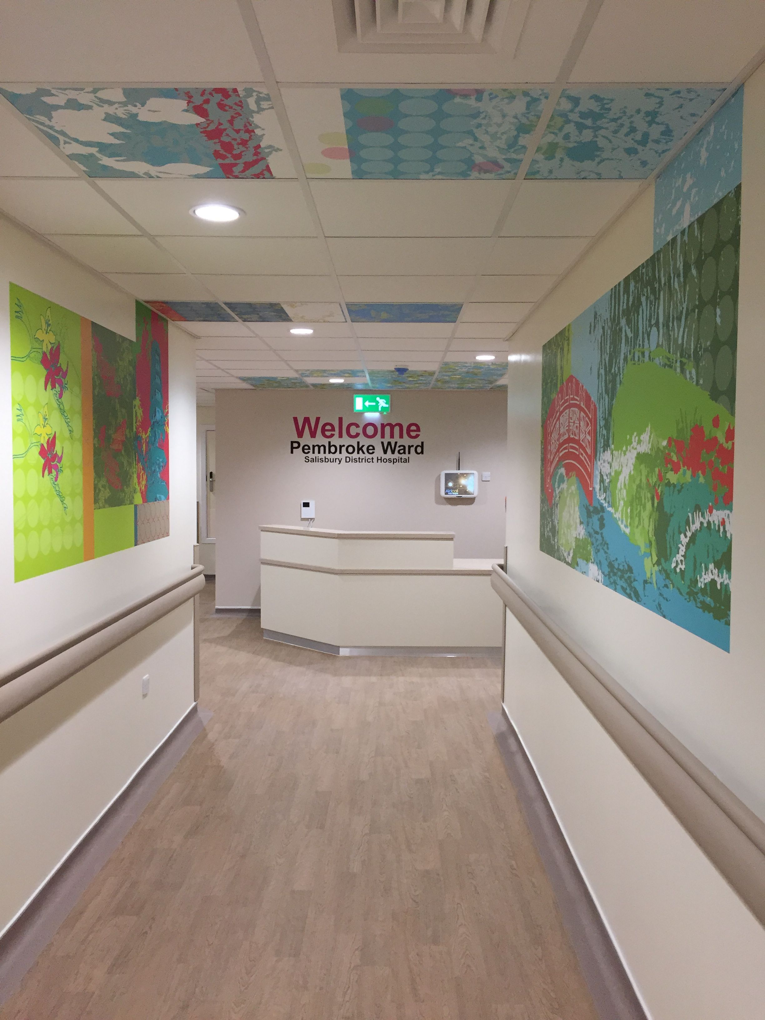 ArtCare patient environment for us means the WHOLE room - colour ...