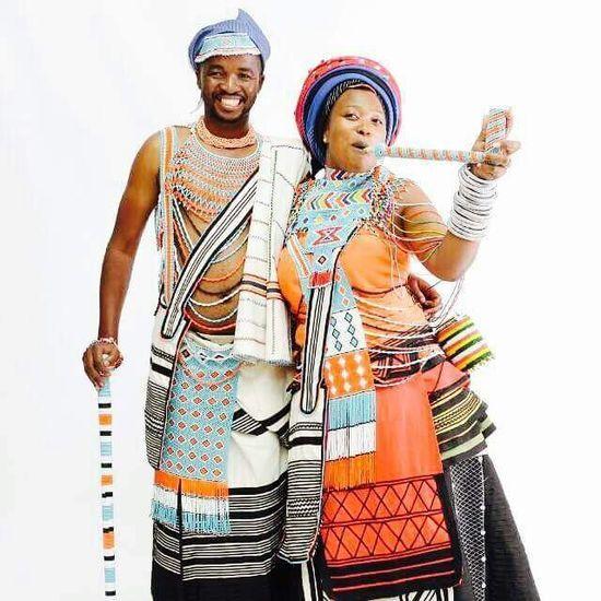 Xhosa Traditional Fashion