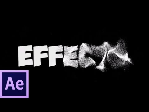 Sand Text Tutorial Adobe After Effect Cs6 You