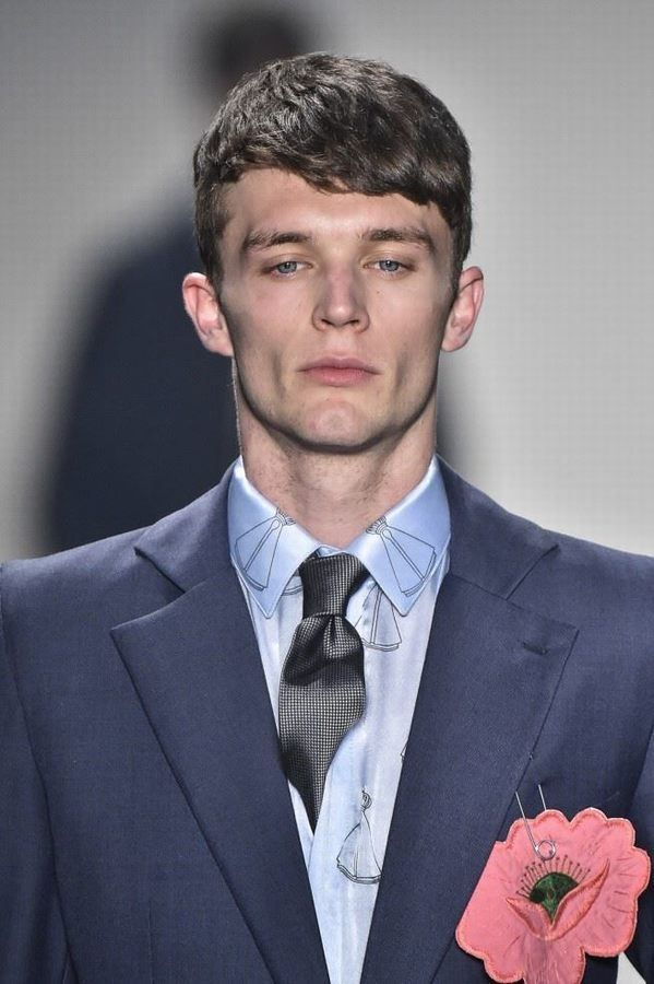 Detalles: João Pimenta Fall/Winter 2016/17 - Male Fashion Trends