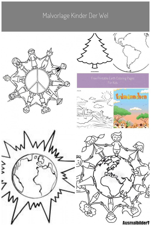 Malvorlagen Kinder Der Welt - My Blog