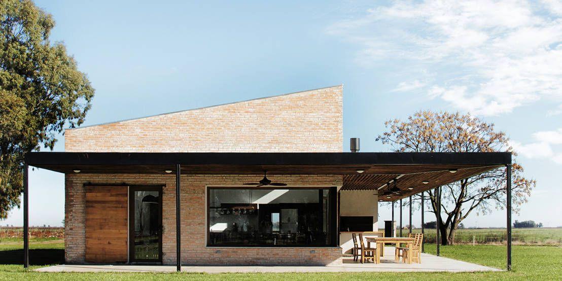 11 fotos de una casa rústica para que te inspires a construir la tuya