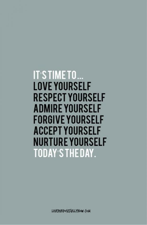 Learning To Love Yourself Quotes Interesting Love Yourself The Key To Self Confidence  Confidence And
