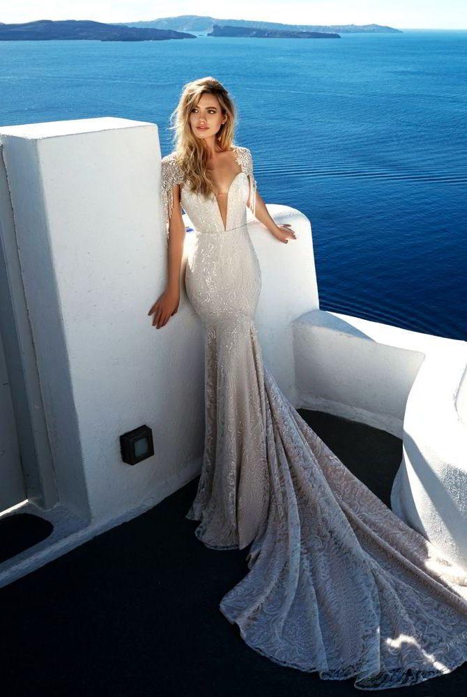 a2dba8abb Eva Lendel 2017  Santorini  Wedding Dresses