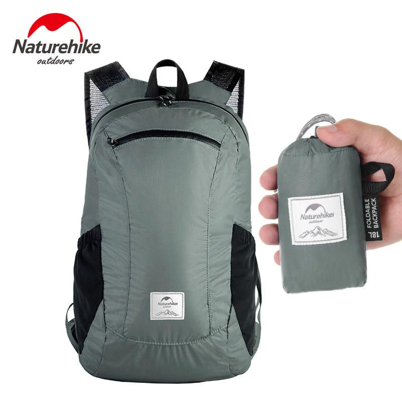 4f6e1badea19 Naturehike 18L Camping Hiking Backpack Ultra-light Waterproof ...