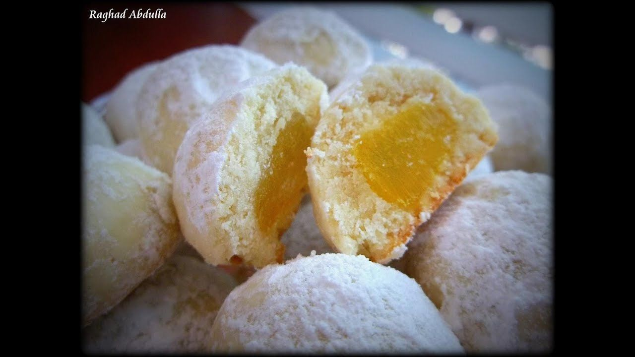 Surprise Snowball Cookies English Food Recipes Snowball Cookies