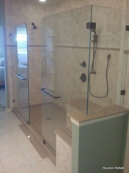 Combined Shower Tub | ... Tub And Shower Combo Can Result An Amazing Custom