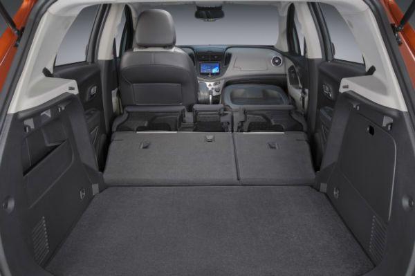 2016 Chevrolet Trax Cargo Space Chevrolet Trax Small Suv Trax