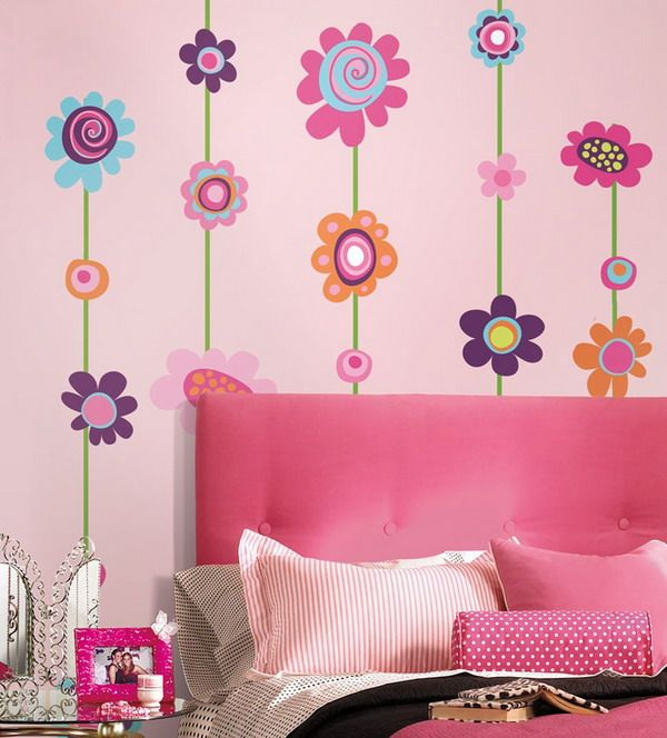 Attractive Wall Decals For Teenage Bedroom Inspirations Including Teen Girl  Room Stickers Ideas