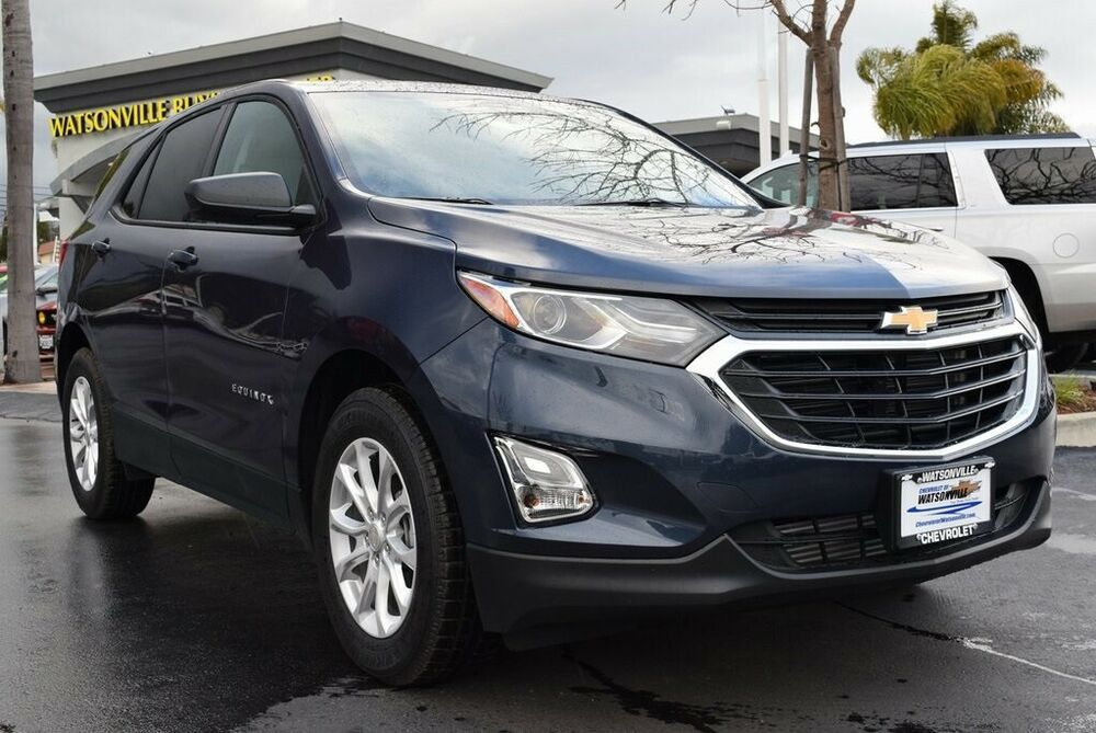 Ebay Advertisement 2019 Chevrolet Equinox Ls 2019 Chevrolet Equinox Blue Metallic With 1 Available Now Chevrolet Equinox Chevrolet Chevrolet Silverado