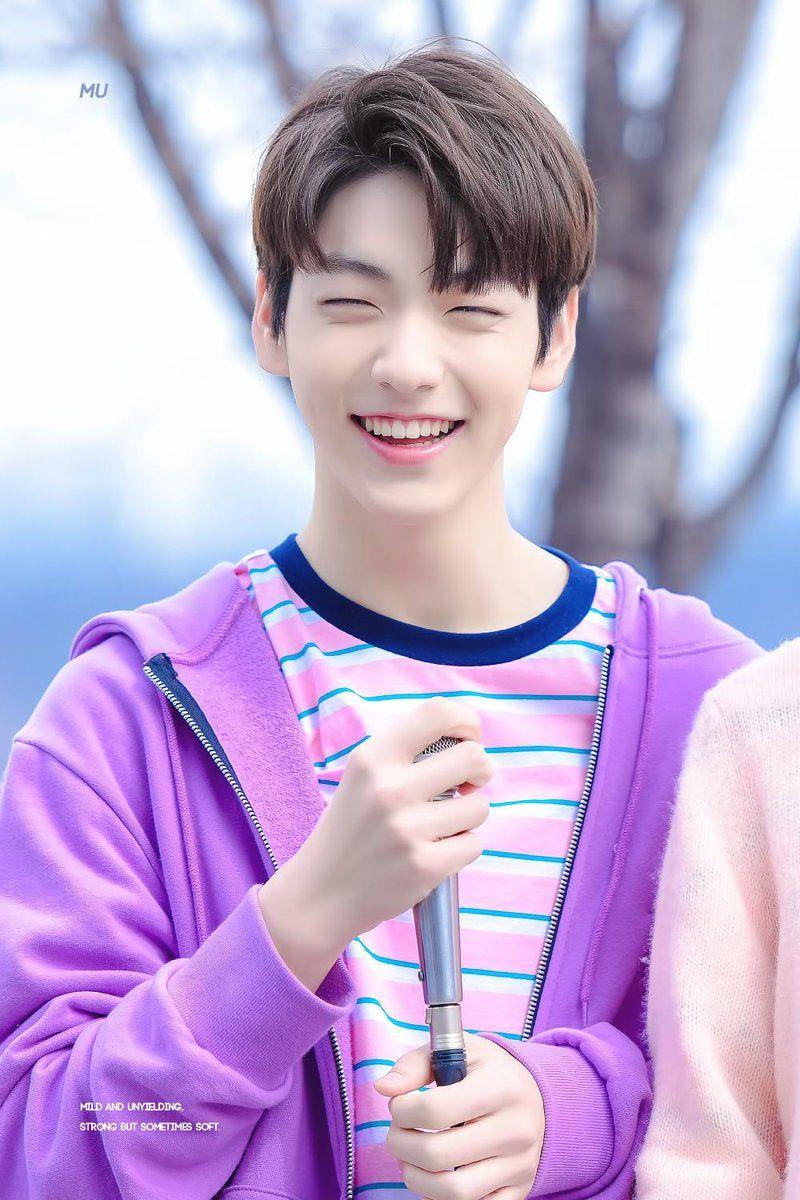 Image result for soobin smiling
