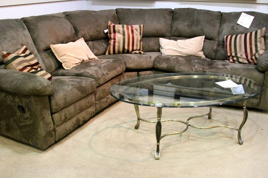 Grey Sectional Sofa Coffee Table Colleen 39 S Classic Consignment Las Vegas Divine Dining