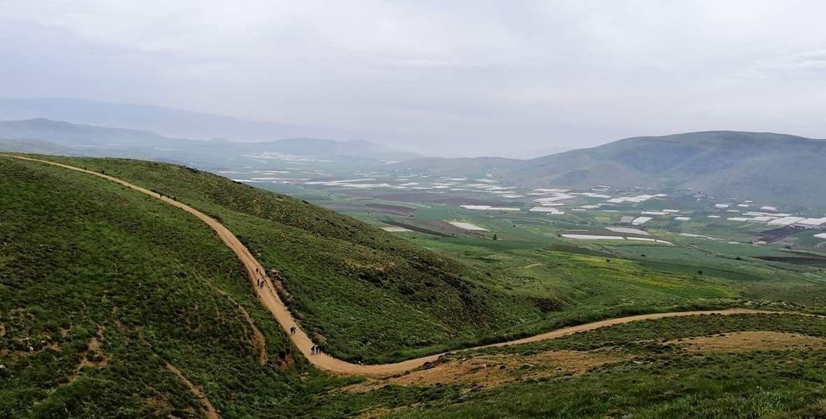 صورة جمال الطبيعة من مدينة طوباس المحتلة Natural Landmarks Nature Landmarks