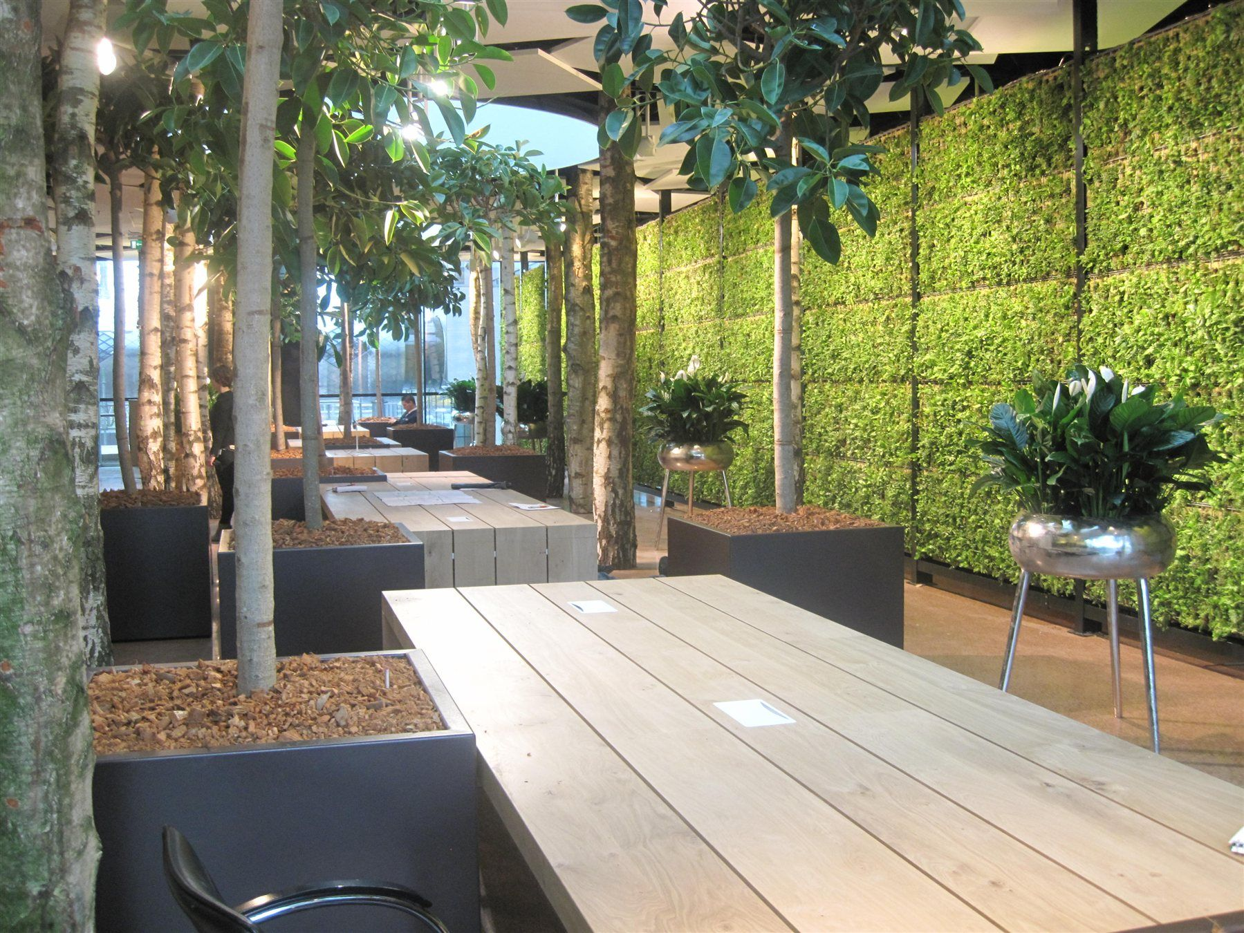 rabobank beehive office in utretch nl by sanders. Black Bedroom Furniture Sets. Home Design Ideas
