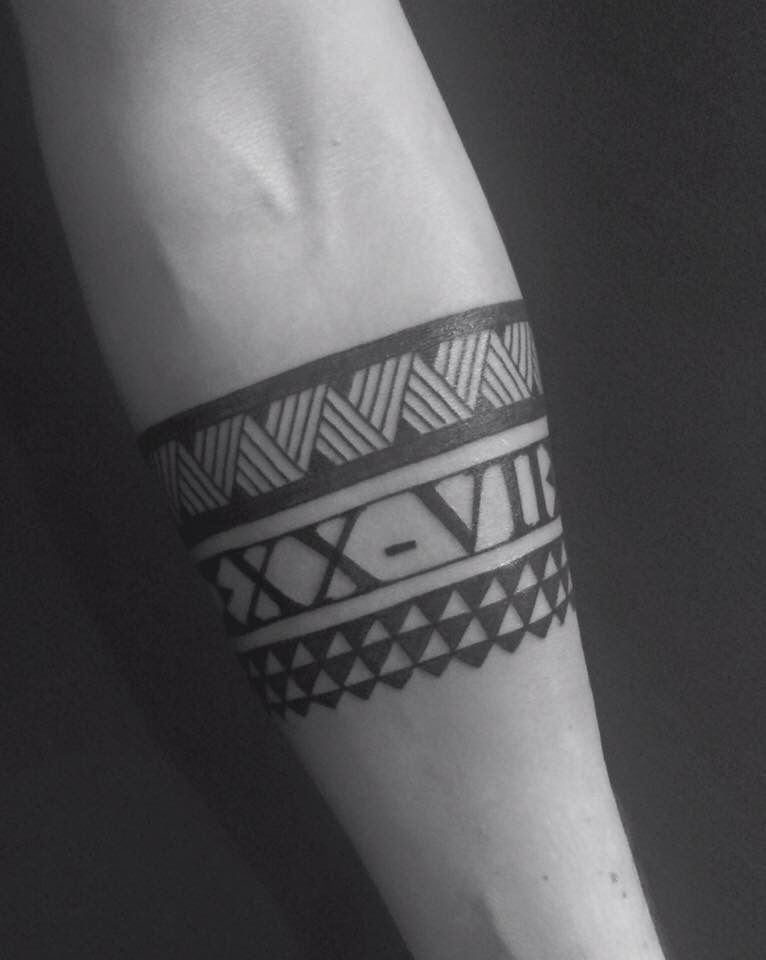 c8885464c #Maoritattoos Tattoo Band, Band Tattoos For Men, Forearm Band Tattoos,  Tattoo Bracelet