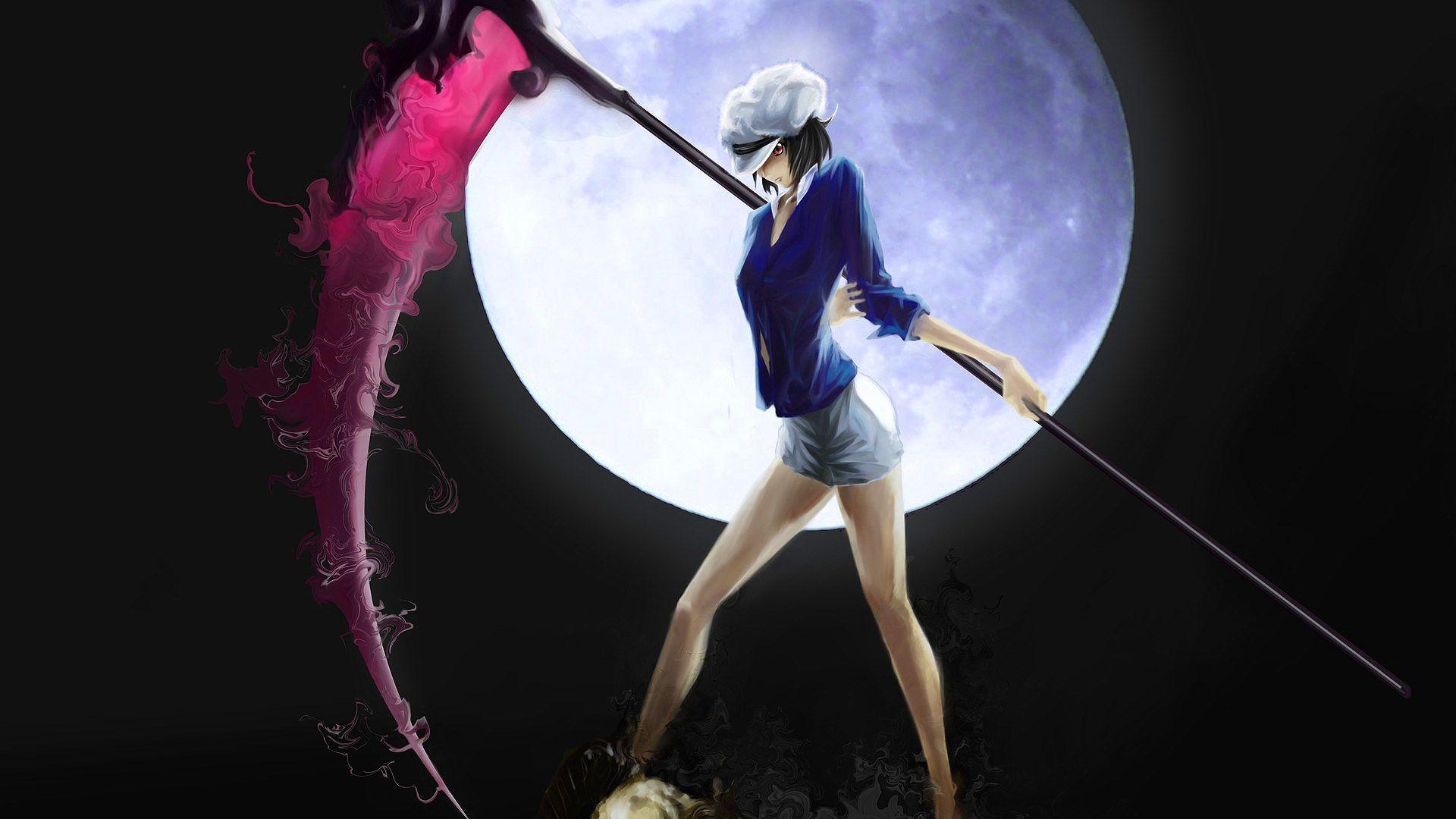 Anime girl wallpaper hd pack