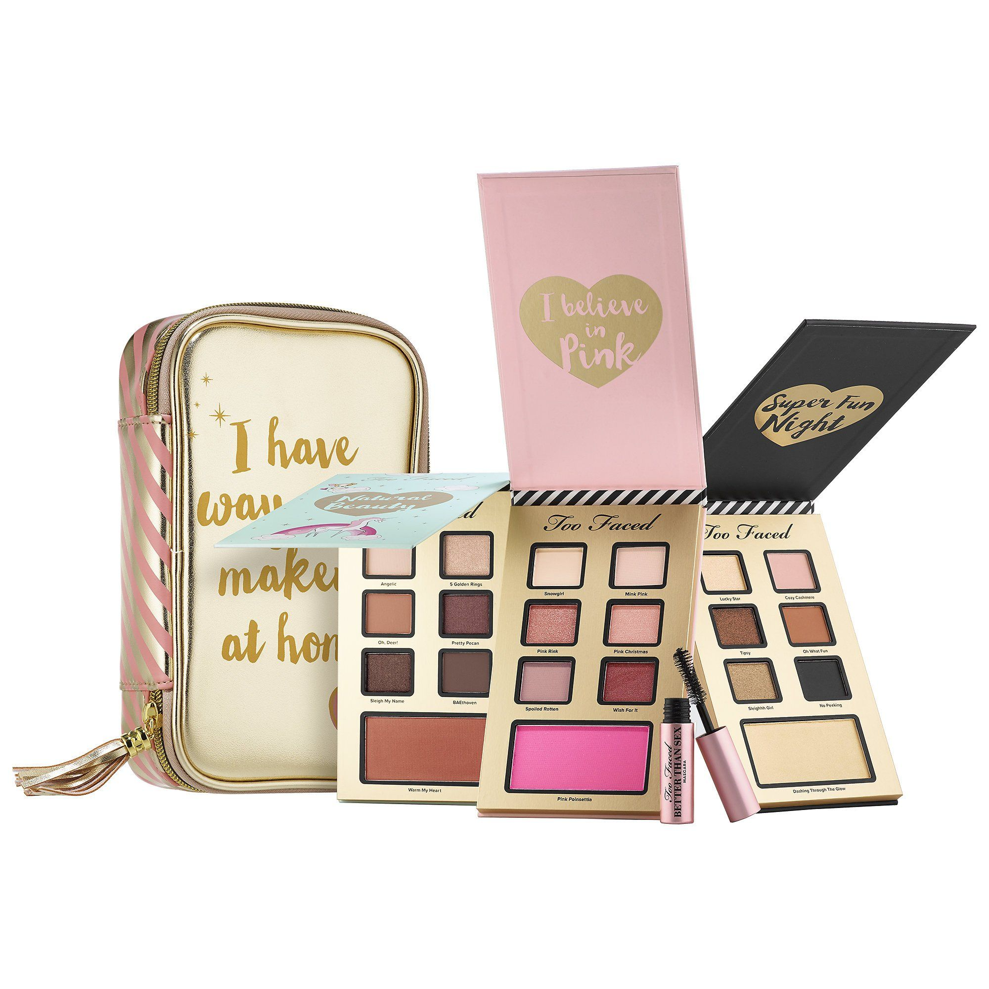 Too Faced Best Year Ever Makeup Collection -- You can get additional details at the image link.(It is Amazon affiliate link) #makeupforwomenideas