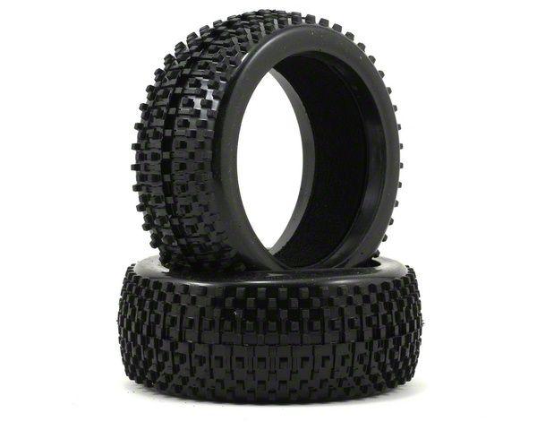 VP803-MF Striker 1/8 Buggy Rubber Tyre[Tyre+Insert] Medium Flexx