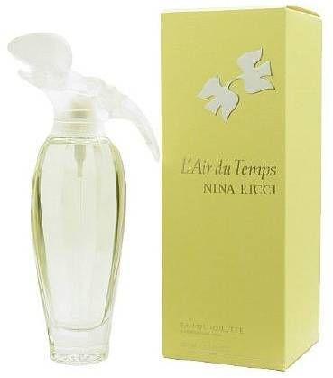 8a45543600 Nina Ricci L'Air Du Temps Eau De Toilette Spray | Products | Eau de ...