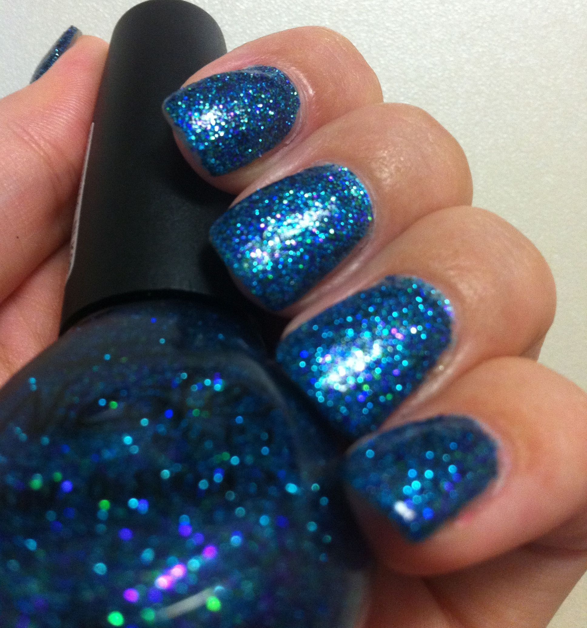 Nicole By OPI Kendall on The Katwalk