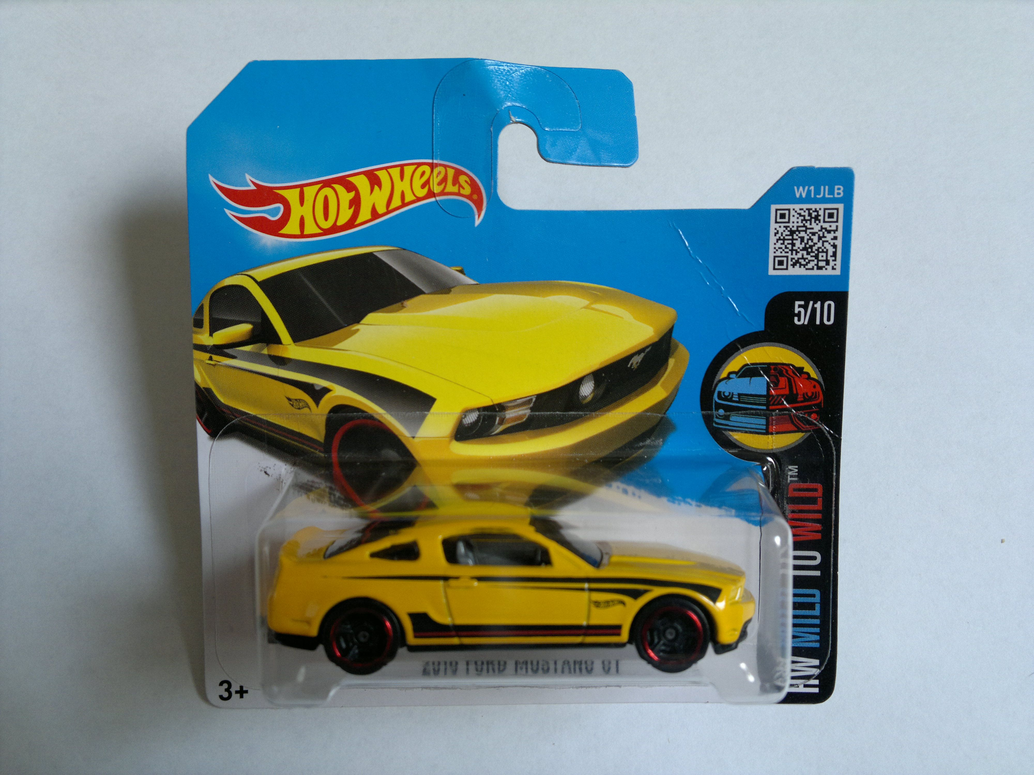 2016 ford mustang 2010 gt hot wheels