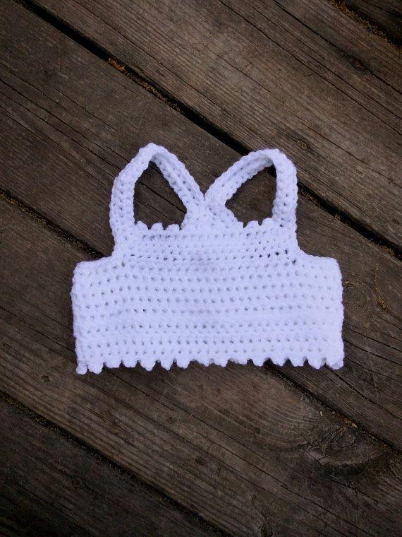 Crochet Swimwear 2018/2019 Ganchillo de bebé niña cultivo tapa niño ...