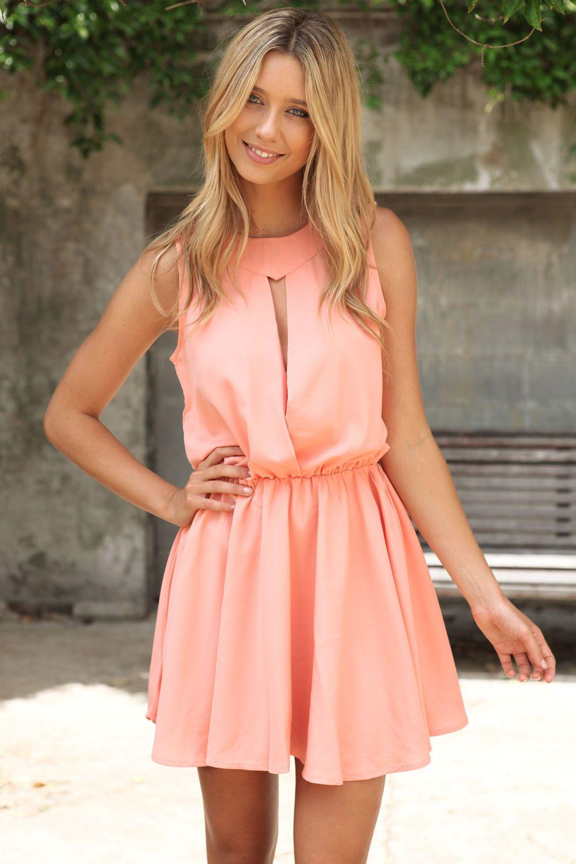 Персиковая одежда картинки