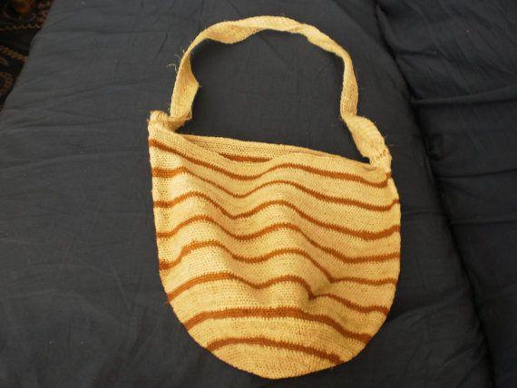Handmade Fique Kogi Mochila
