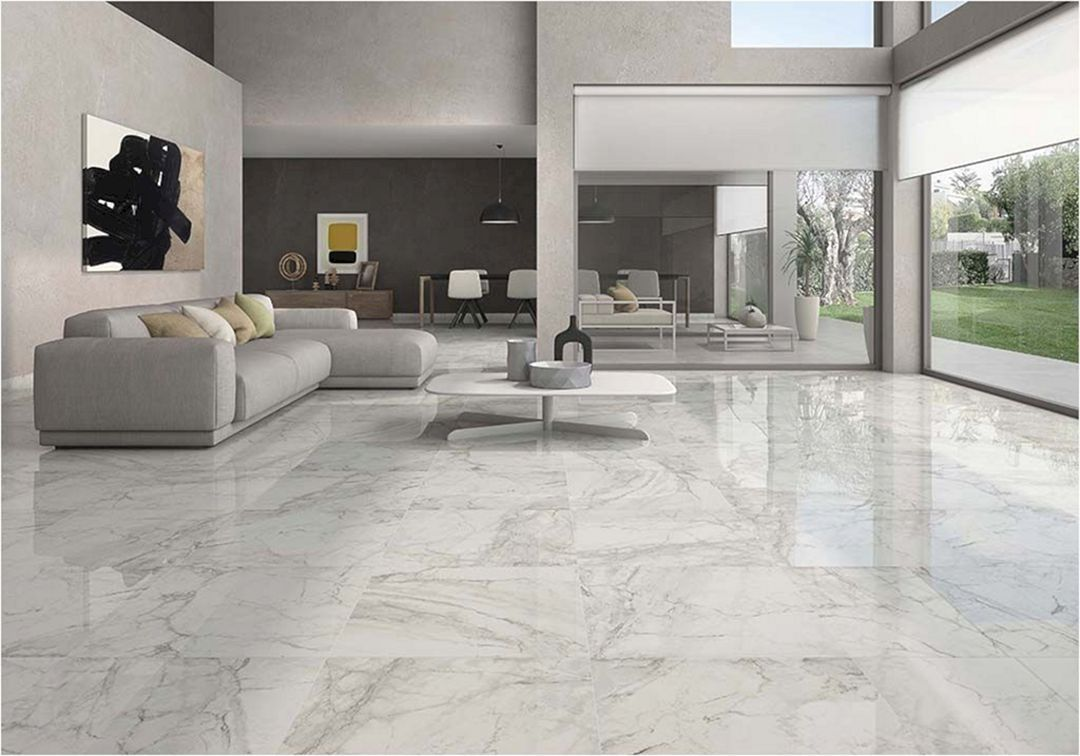 12 Top Living Room Marble Floor Ideas For More Enchan