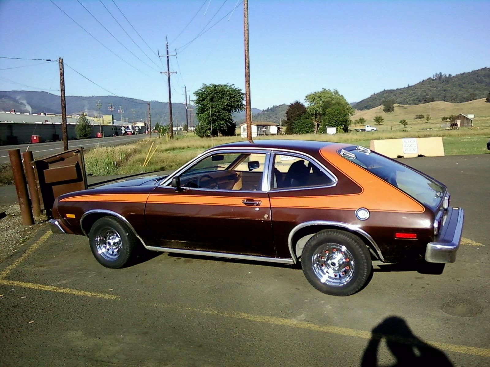 Mine Was Metalic Brown Sporty Looking Past Ford Pinto Ford Cars