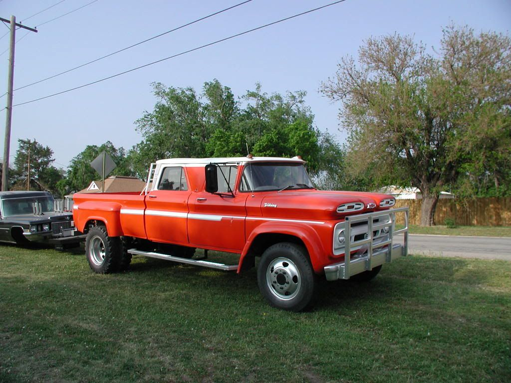 Pickup 61 chevy pickup : Crew cab ?? - Page 2 - The 1947 - Present Chevrolet & GMC Truck ...