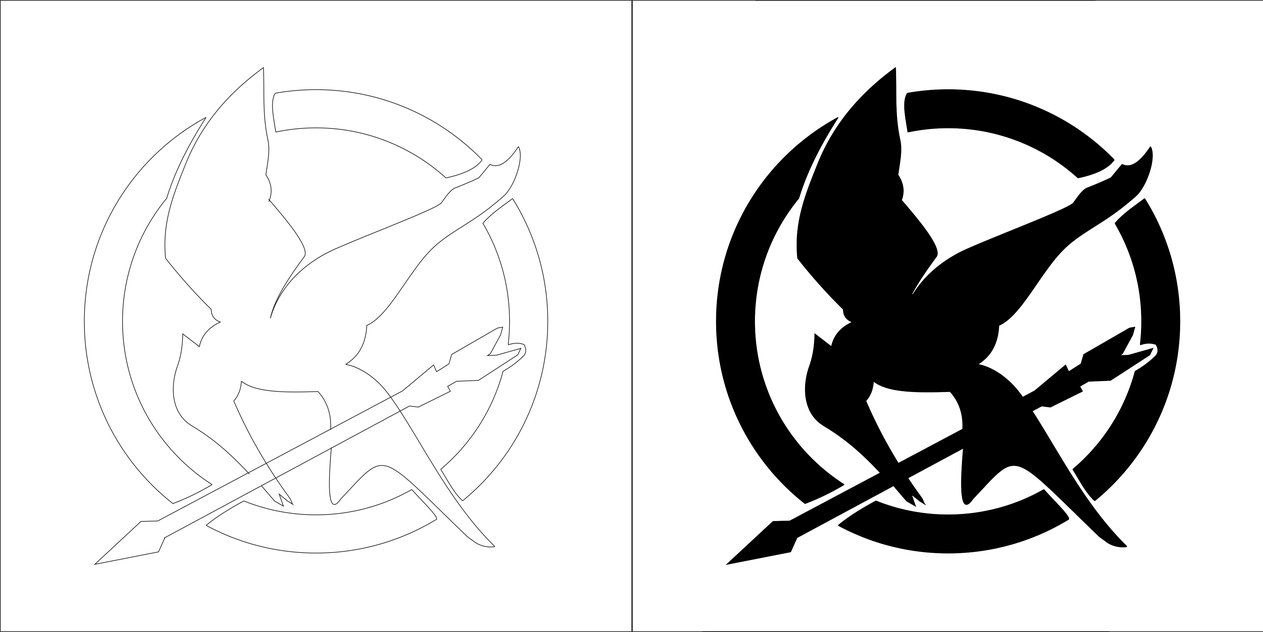 The Hunger Games By Silver2012 On Deviantart Hunger Games Hunger Games Mockingjay Hunger [ 632 x 1263 Pixel ]