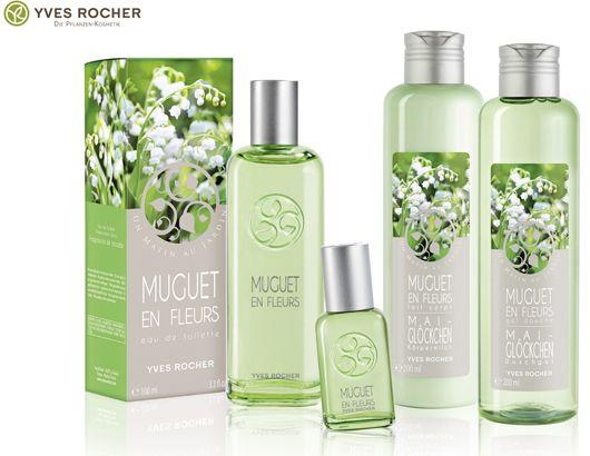 Yves Rocher Un Matin Au Jardin Maiglockchen Yves Rocher Perfume