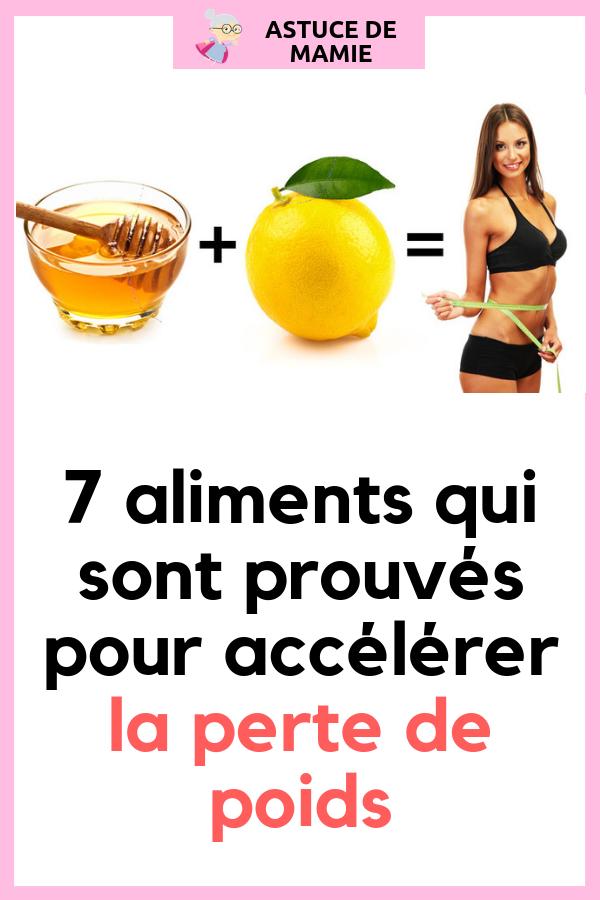 3 remèdes naturels pour perdre des kilos rapidement