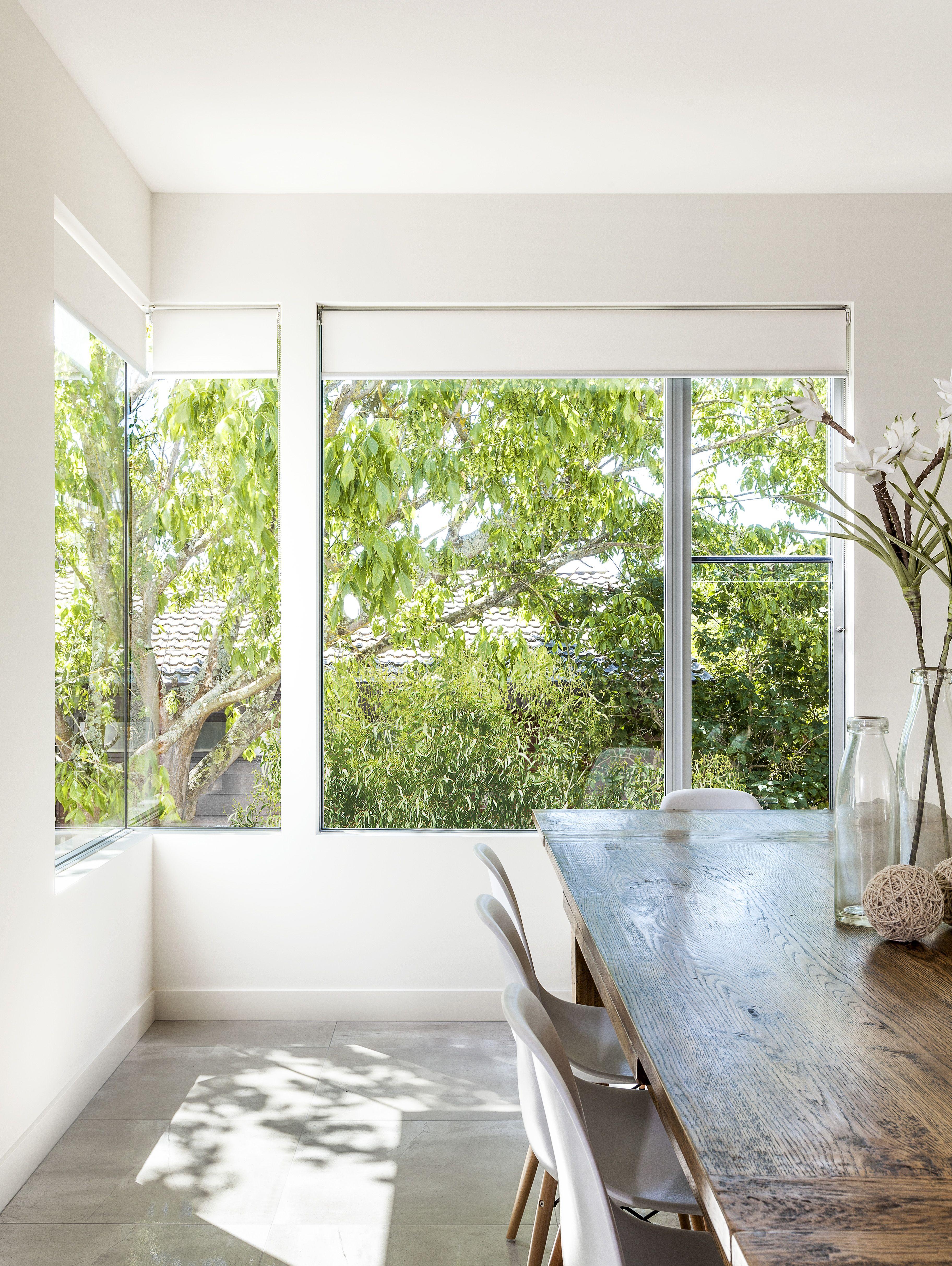 A L Sashless Aluminium Windows And Corner Window Frameless Sashes Create A Modern Minimalist Look Minimalist Window Window Design House Window Design