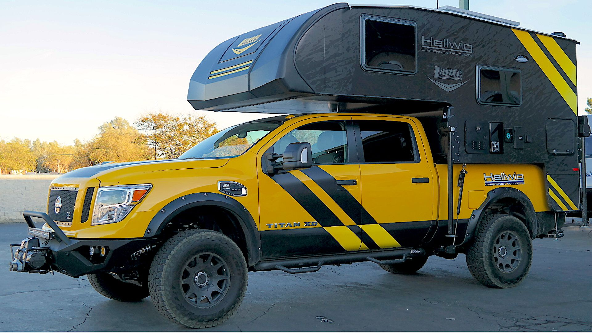 118000 Overland Truck Camper Lance Hellwig Concept Vehicle Lengthening Car Trailer Page 2 Pirate4x4com 4x4 And Offroad