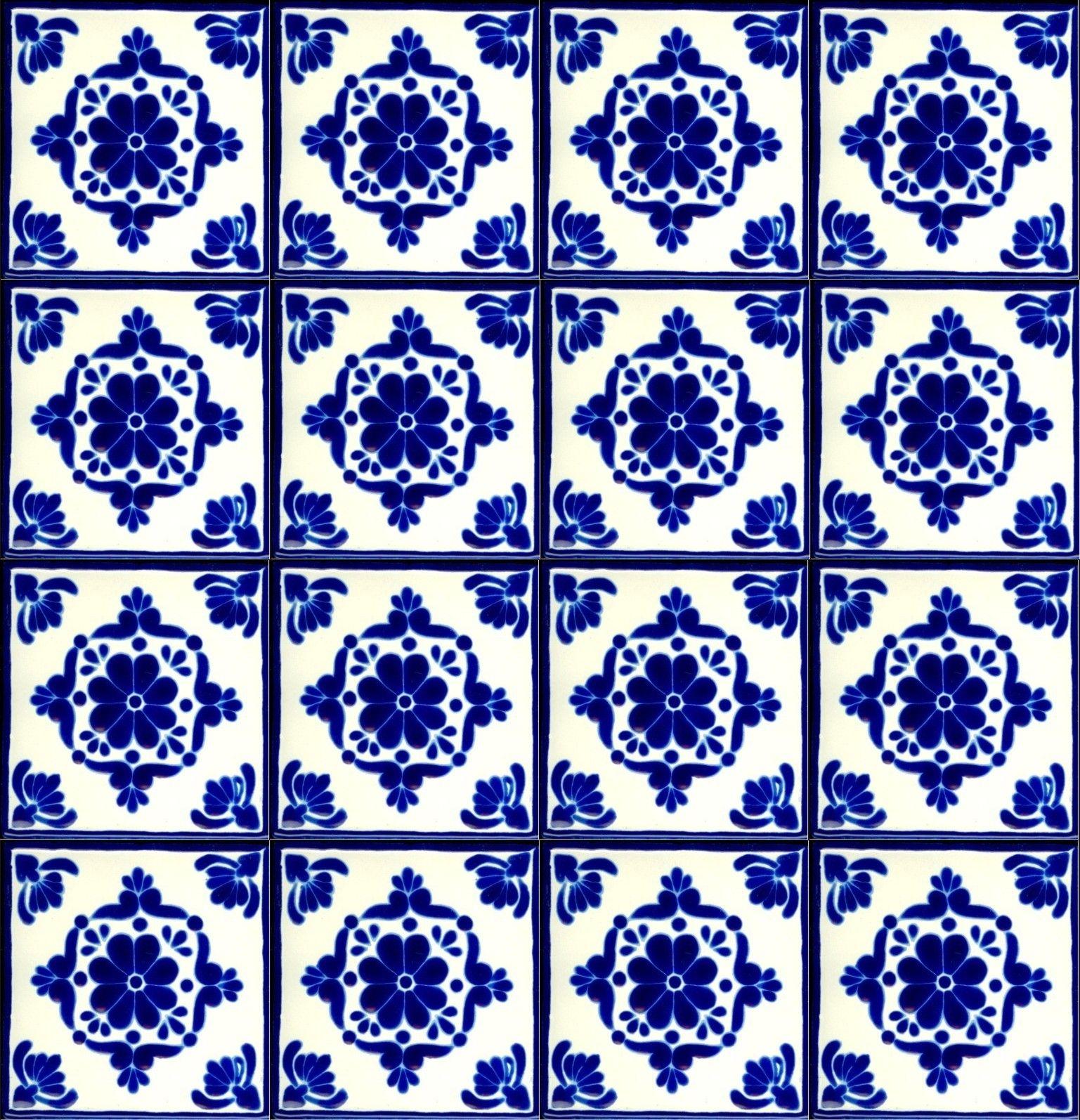 spanish tile mexican tile tile wallpaper