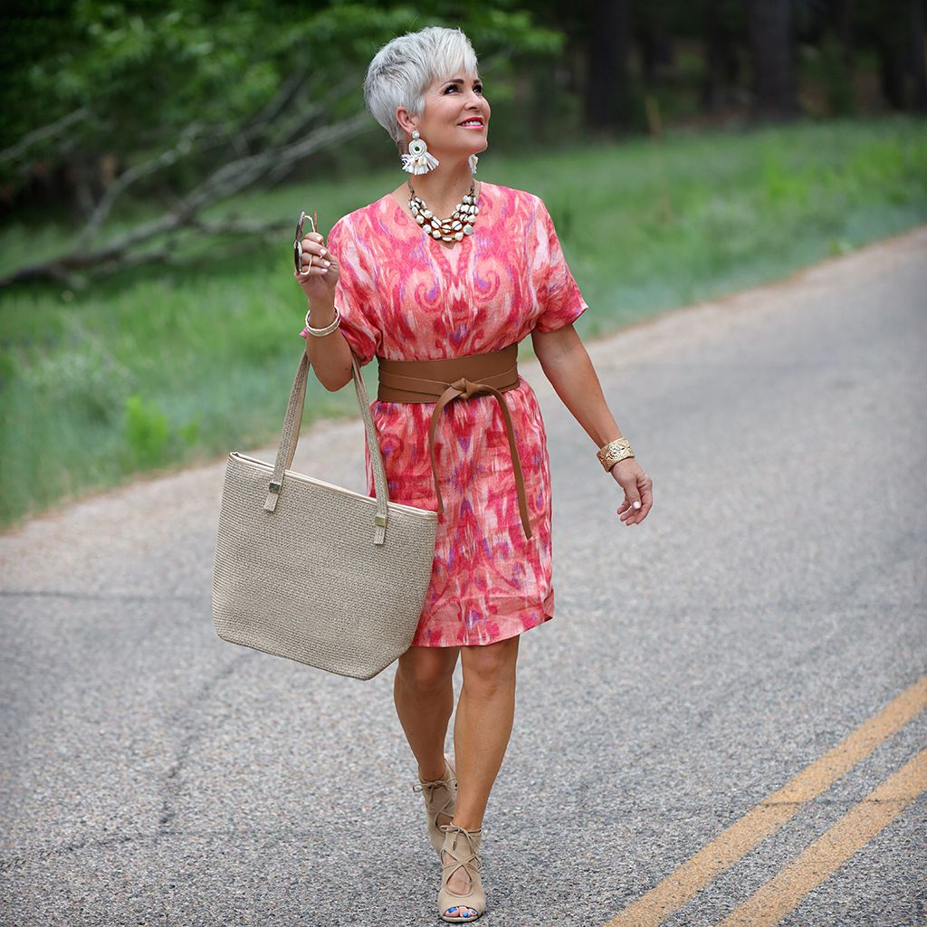 My CHICOS Linen Style!! - Chic Over 50
